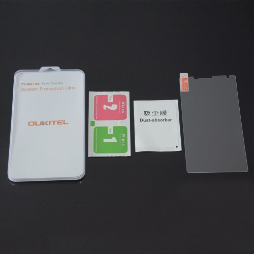 oukitel k6000 tempered glass screen protector cover film