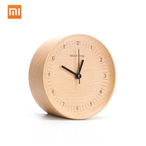 Xiaomi Mijia AboutTime drewniany budzik