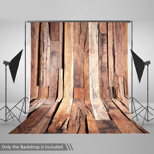 GC-2219 0,9 * 1,5 м / 1,5 * 2,1 м Фотография Фон Фон Классическая Мода Деревянный Пол для Студии Профессионального Фотографа фото