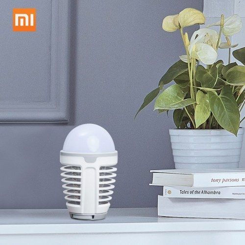 Original Xiaomi Mijia DYT-90 5 W LED USB Mosquito Dispeller Repeller Killer Lâmpada Bulbo