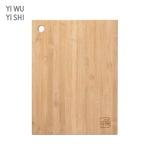 Youpin Schneidebrett Bambus Quadrat hängendes Schneidebrett Dickes natürliches Schneidebrett Küche Kochschneidebrett