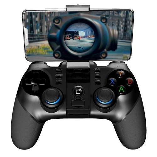 IPEGA PG-9156 3 in 1 Wireless BT Gamepad + Joystick + Halter BT