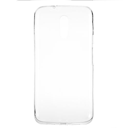 Caixa de telefone protetora para DOOGEE BL5000 Tampa de telefone de TPU de alta qualidade Tampa de telefone suave anti-pó anti-queda