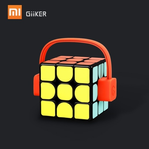 xiaomi Mijia Giiker Super Smart Cube Puzzle 3x3x3 5.7cm Speed App Remote Control Professional Magic Cube