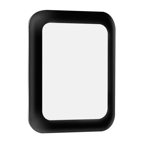 Lien Dream 0.2mm verre trempé Protecteur d'écran pour 38mm Apple Watch iWatch Série 2 Aluminium alliage Cadre Transparent Anti-rayure Anti-poussière Antidéflagrant