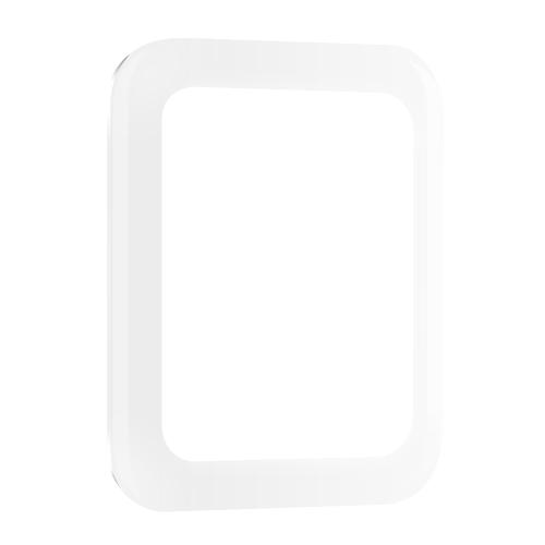 Link Dream 0,2 mm Cobertura de protetor de tela de vidro temperado para 38 mm Apple Watch iWatch Series 2 Alloy Alloy Frame Alta transparência Anti-scratch Anti-dust à prova de explosão