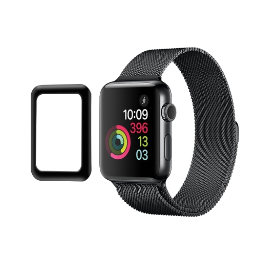Link Dream Protector in vetro temprato da 0,2 mm Cover per 38mm Apple Watch iWatch Series 3