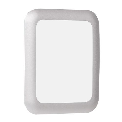 Link Dream 0,2 mm Cobertura de protetor de tela de vidro temperado para 38 mm Apple Watch iWatch Série 3 Alloy Alloy Frame Alta transparência Anti-scratch Anti-dust à prova de explosão
