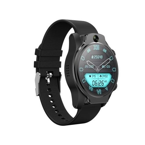 Rogbid Brave 1.69-Inch 450*450 IPS Screen 4G LTE Smart Watch 3GB+32GB IP68 Waterproof