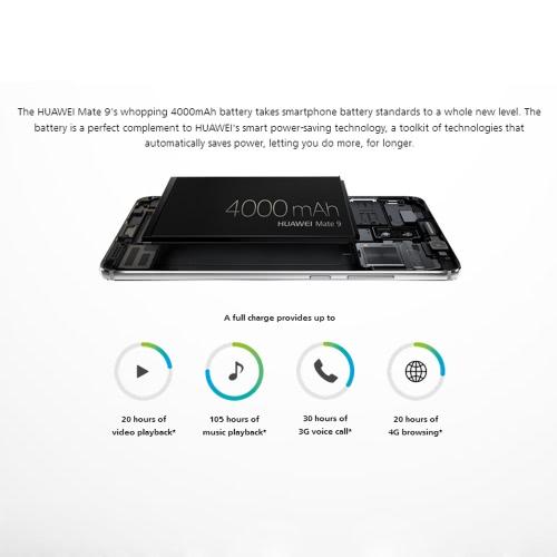 huawei mate 9 4g smartphone