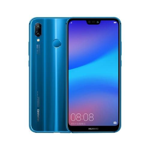 HUAWEI P20 Lite Nova 3e 4G Téléphone portable 4Go + 128Go US Plug seulement € 309,16