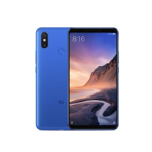 Firmware global Original Xiaomi Max 3 Moldura-less18: 9 Smartphone