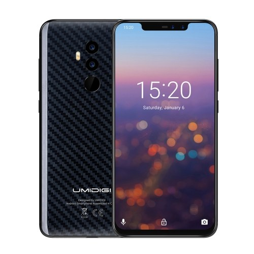 UMIDIGI Z2 Pro 4G Smartphone 6 Go de RAM 128 Go ROM