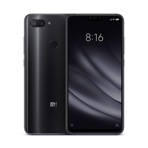 Globale Version Xiaomi Mi 8 Lite Gesichts-ID-Handy 6 GB 128 GB