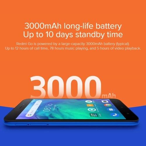 Global Version Xiaomi Redmi Go Mobile Phone