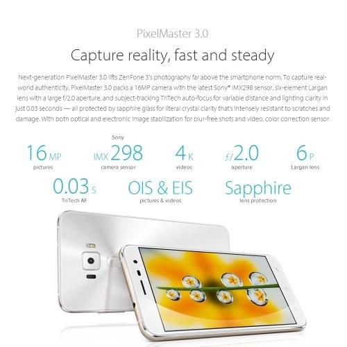 ASUS ZenFone 3 Mobile Phone ZE552KL 4GB RAM 128GB ROM