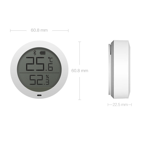 xiaomi mijia bluetooth temperature humidity sensor