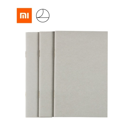 3PCS/lot 48 Papers Notebooks Diary