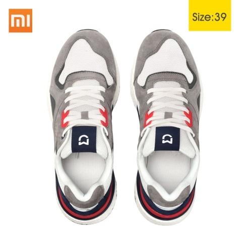 Xiaomi Mijia Leather Retro Casual Men Sneaker Outdoor Sport Shoes Anti-Shock Climbing Running 39 40 41 42 43 44