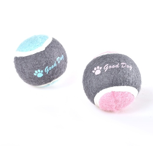 """youpin 2.5 """"chien balle de tennis grand jouet pour animaux de compagnie drôle sports de plein air chien balle cadeau"""