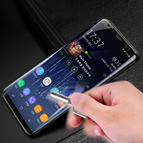 Full Coverage Protective Film Soft Phone Screen Protector for Samsung Galaxy Note 8 6.3-inch Anti-scratch