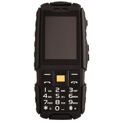 N ° 1 telefono cellulare A9 all'aperto ricarica tesoro Super torcia alpinista registratore banca di potere forte segnale altoparlante Stereo FM Radio