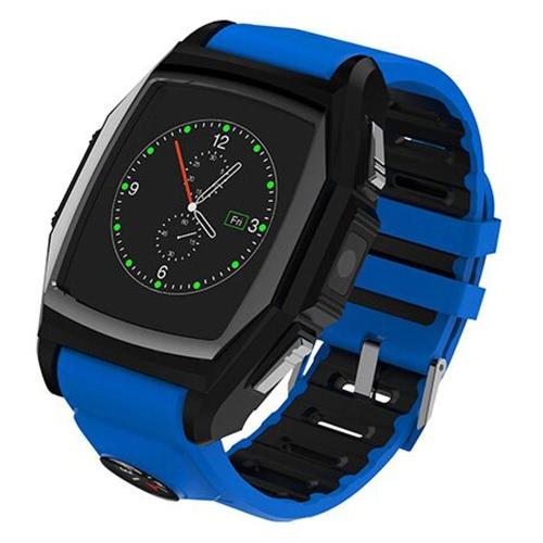 GT68 Inteligente relógio telefone 2G GSM MT6261C Bluetooth Ver 3.0 + 4.0 1,54