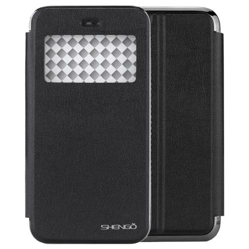 ChengGuo ère téléphone coque Etui pour iPhone 6 Plus Metal Frame respectueux de l'environnement Portable anti-rayures anti-poussière antidérapant anti-empreintes antichoc insalissable Durable