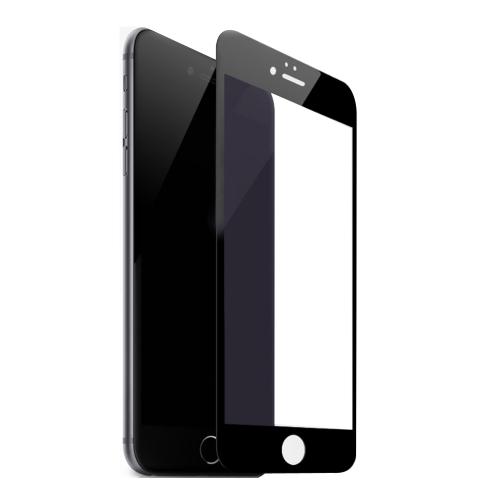 Oryginalny MOOKE 0.1mm 9H Twardość Antyblasterowa szkło hartowane Osłona Osłona Folia wodoodporna do iPhone 6 6S