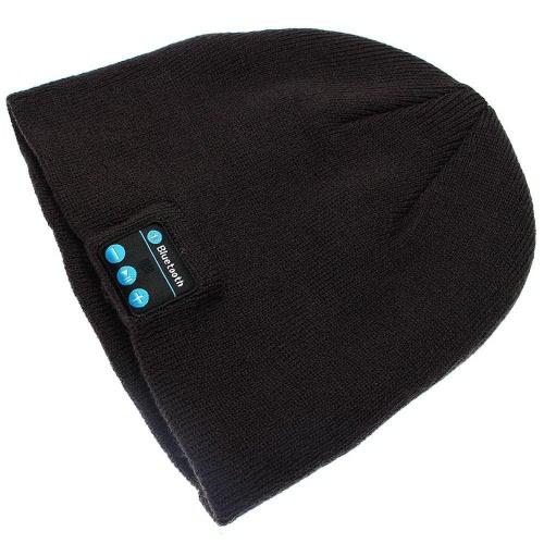 Мода TM5 Наушники Мягкая теплая шапка Beanie Беспроводная Bluetooth 3.0