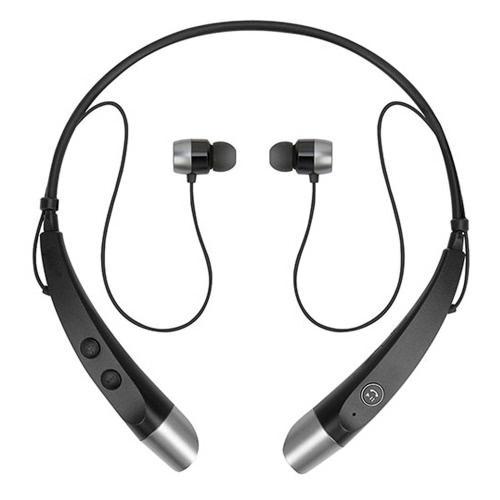 HBS500 ポータブル スポーツ ステレオ Bluetooth ヘッドフォン ヘッドセットを実行してイヤホン マルチ接続 iPhone 6 の 6 s の 6 6 s プラスのサムスン S6 S6 エッジ プラス