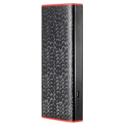 Carregador portátil Besiter 10000mAh grande capacidade segura Dual-saída banco de potência para o iPhone 6 6 Plus Samsung HTC Smartphones