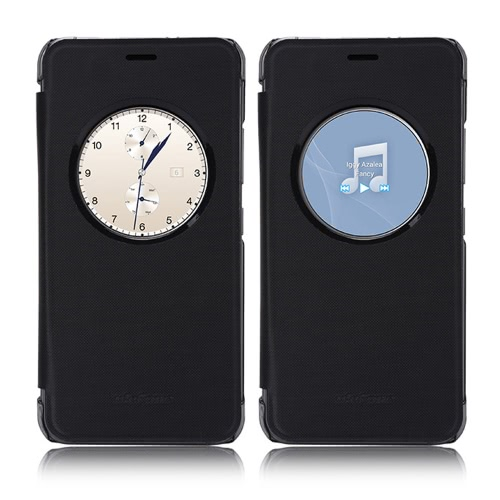 携帯電話ケース保護 PU レザー カバー シェル 5.0