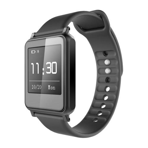 iWown i7 Smart Watch Bracelet Wrist Band Bluetooth 4.0 Waterproof IP55 Touch Screen Fitness Tracker Health Pedometer Wristband