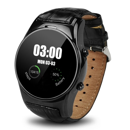 Aiwatch G3 Smart Watch Phone 2G GSM BT 4.0 1,3