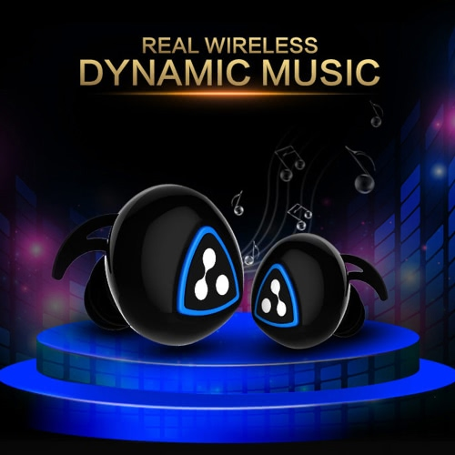 SYLLABLE D900S True Wireless BT Earphone Earbuds Sports Running with Microphone Durable Life Single/Double for iPhone 6 6 Plus 6S 6S Plus Samsung S6