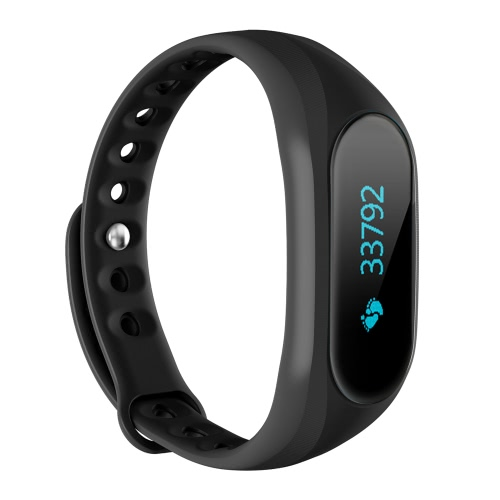 Cubot V1 Smart Band Sports Bracelet for iPhone 6 6 Plus 6S 6S Plus Android 4.3 IOS 8.0 BT 4.0 or Above Smartphone Screen Display Sleep Monitor   Intelligent Alarm Sports Alarm Anti-lost