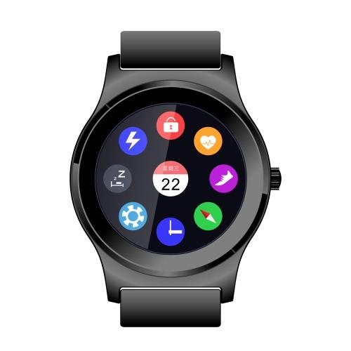 NEECOO V3 Inteligentne Watch MTK2502C 1.3inch ekran z Skóra BT 4.0 Przede Smartphone pulsometr krokomierz sterowanie muzyką odtwarzać muzykę Zmienienna UI