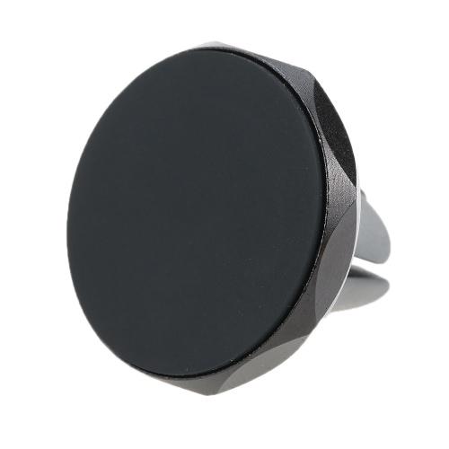 Mini Universal Air Vent Magnetic Car Mount Titular Celular Smartphone Doca GPS Suporte para iPhone 7 5s 6s Além disso Samsung