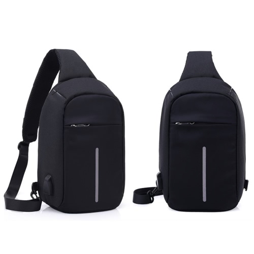Anti-theft Sling Shoulder Bag