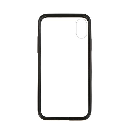 Cas acrylique transparent ultra-mince de téléphone portable pour Shell dur d'IP8