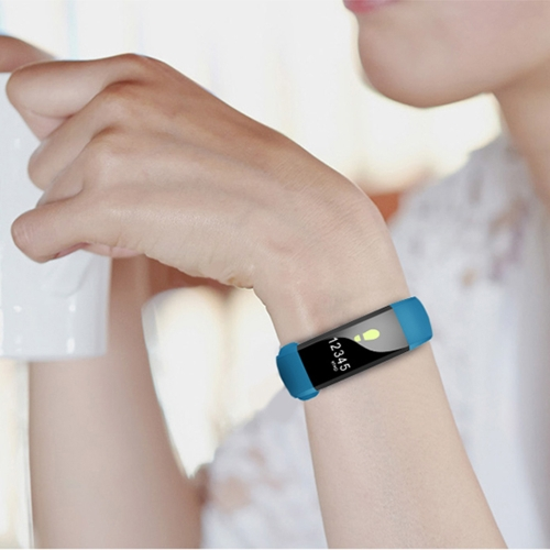 M99 Smart Color Bracelet BT Mensagem de lembrete Waterproof Intelligent Sport Wrist Watch Pressão sanguínea e freqüência cardíaca Monitoramento em tempo real