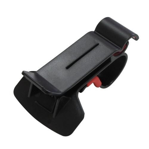Uniwersalny uchwyt samochodowy na telefon Bezpieczna jazda pojazd Uchwyt samochodowy Uchwyt na telefon komórkowy Stojak Cradle Antypoślizgowy klips Holder