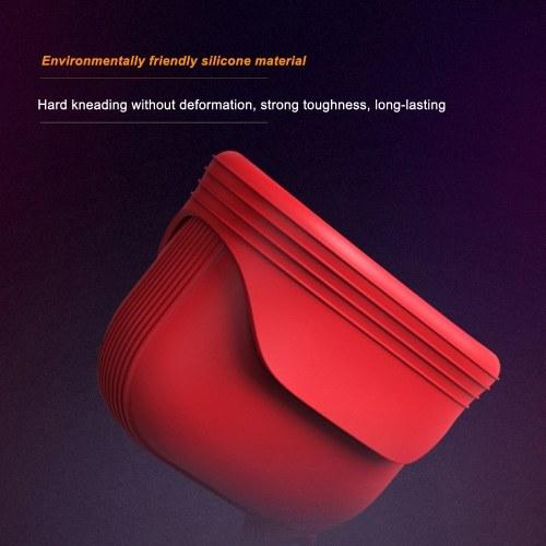 Cubierta protectora de silicona para protectores