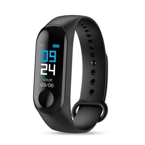 Fitness Smart Bracelet Activity Tracker Heart Rate Women Men Kids for Android iO