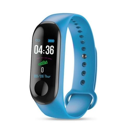 Fitness Pulseira Inteligente Atividade Rastreador de Freqüência Cardíaca Mulheres Homens Crianças para Android iOS