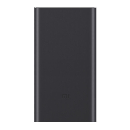 Xiaomi Mi Power Bank 2 Portable 10000mAh External Backup Power Station Large Capacity Quick Charge Safe for iPhone 7 Plus Samsung HTC Smartphones Stylish Portable Ultrathin Lightweight Anti-dust Durable