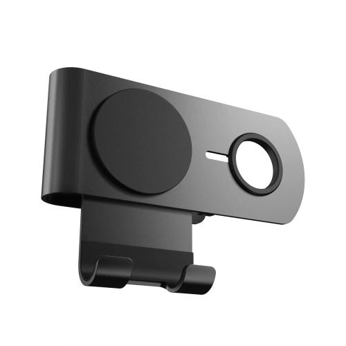 A03 2 em Telefone Estação Titular 1 Car carregamento stand titular veículo montado relógio para Apple Watch iWatch 42 milímetros 38 milímetros para iPhone 6S Além disso, 7 Plus Samsung Galaxy S7 S8 HTC Smartphone Elegante leve e portátil Durable