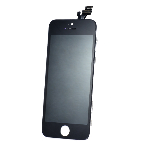 Zamiennik ekranu dla iPhone 5S 4 cale Ekran pojemnościowy LCD Wielodotykowy wyświetlacz Wymiana zespołu Szyba przednia
