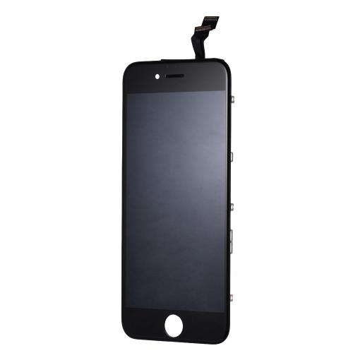Pièces de téléphone de 4,7 pouces pour l'écran capacitif externe d'affichage à cristaux liquides de l'iPhone 6 Écran capacitif de convertisseur de numériseur multi-touch IC de remplacement de verre avant